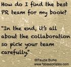6 Steps for Finding the Best PR Firm for You & Your Book