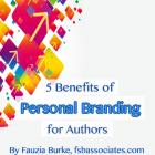 5 Benefits of Personal Branding for Authors